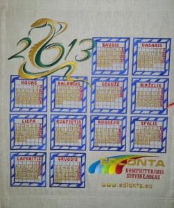 Kalendorius 2013